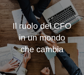 Il ruolo del Chief Financial Officer
