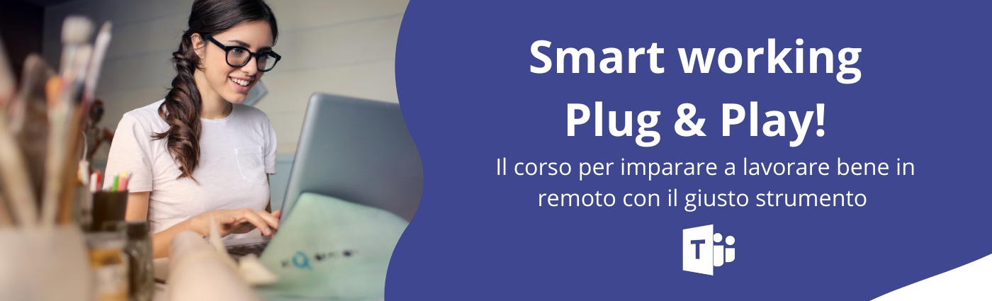 Corso Smart working plug & play - by MESA
